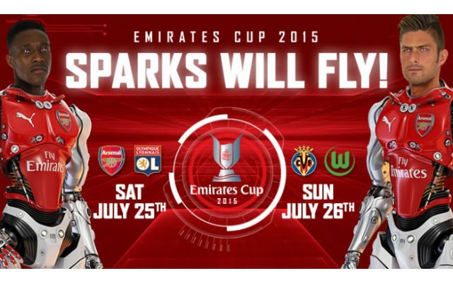 Arsenal Emirates Cup predicted XI: No Wilshere or Ramsey vs Lyon