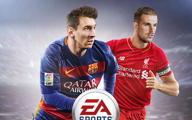 (Image) Liverpool's Jordan Henderson wins FIFA 16 cover star competition