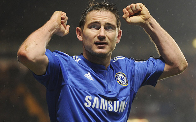 Chelsea legend Lampard hangs up boots