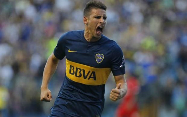 (Video) Boca Juniors star Jonathan Calleri scores the world's sexiest Rabonna