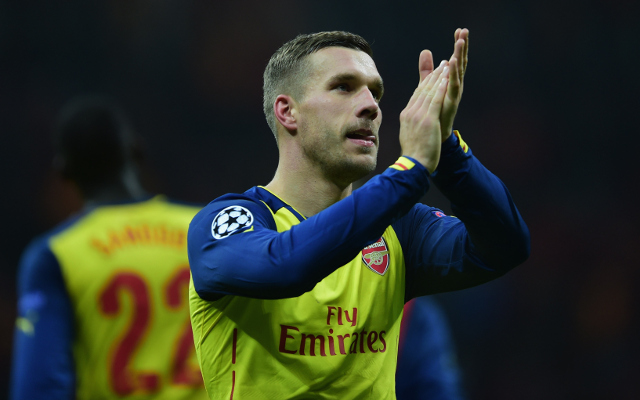 Stats show Arsenal may be making a huge mistake in letting Lukas Podolski go