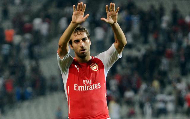 Mathieu-Flamini-Arsenal