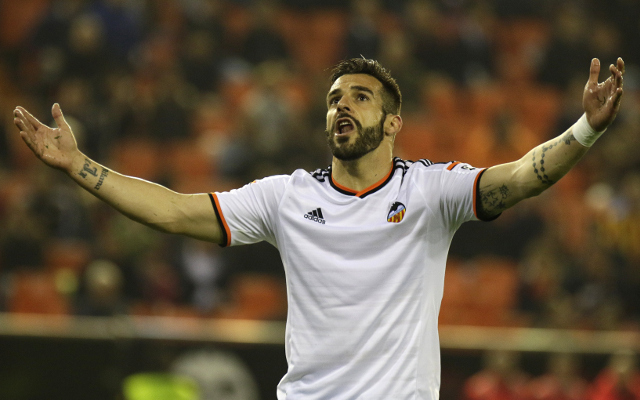 Arsenal offered chance to sign Alvaro Negredo