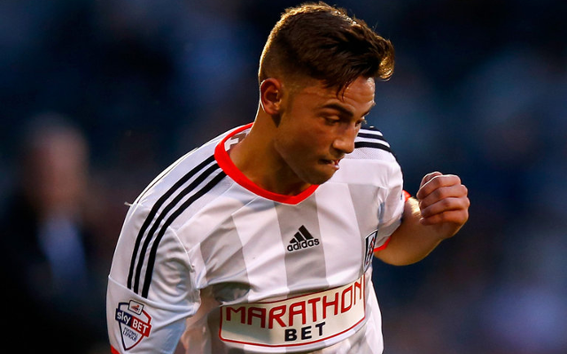 Manchester City confirm the signing of starlet striker Patrick Roberts