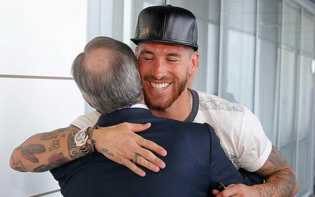 Manchester United's plans scuppered as Real Madrid plan to offer Sergio Ramos new contract