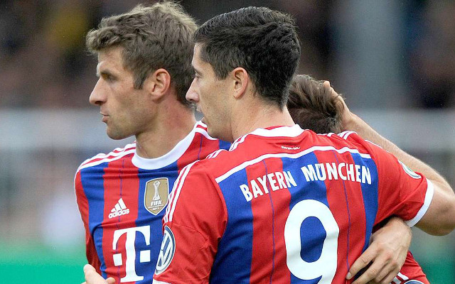 Arsenal tried to sign Robert Lewandowski and Bayern Munich teammate earlier in summer