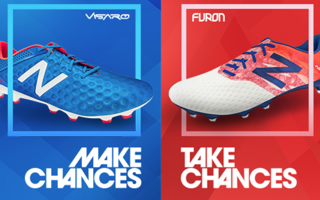 9b4d930fd6f New Balance to release stunning new boots especially for attacking players.  July 8