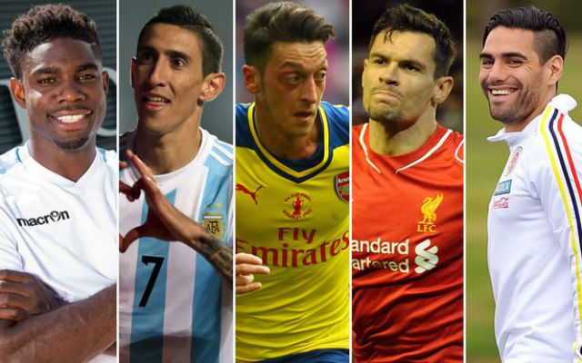 Seven Premier League stars to BOUNCE BACK in 2015/16: Arsenal and Man Utd stars to step up