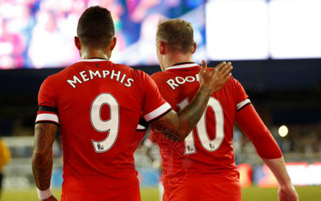 (Video) Memphis Depay bags opportunistic first Man United goal in 3-1 win over San Jose