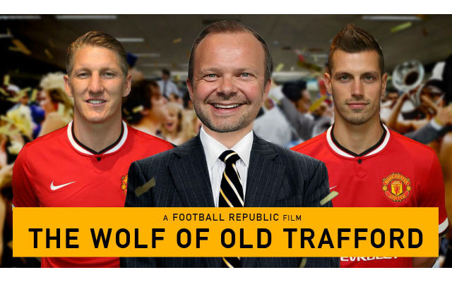 (Video) Ed Woodward stars in hilarious 'Wolf of Old Trafford' parody