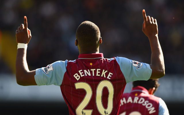 Liverpool still keen on Christian Benteke move but £32m is still too much