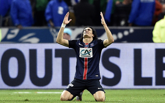 Arsenal gossip: Cavani deal to be done in January as winger reveals fitness problems