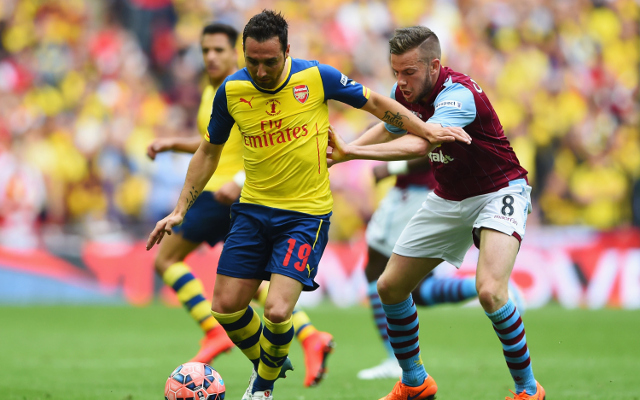 Influential Arsenal midfielder ruled out for the season