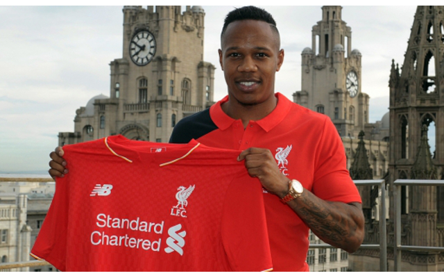 clyne liverpool shirt