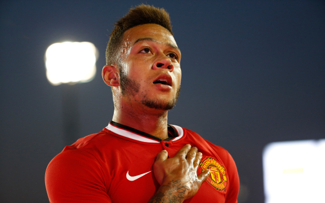 depay man united