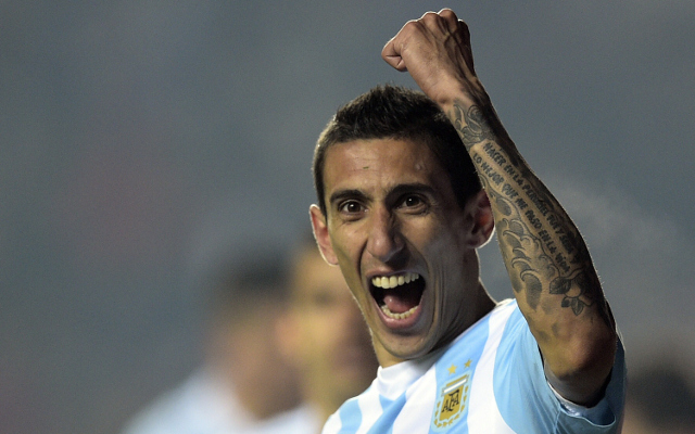 Real Madrid set to pocket £5.5m from Angel Di Maria's Man United exit