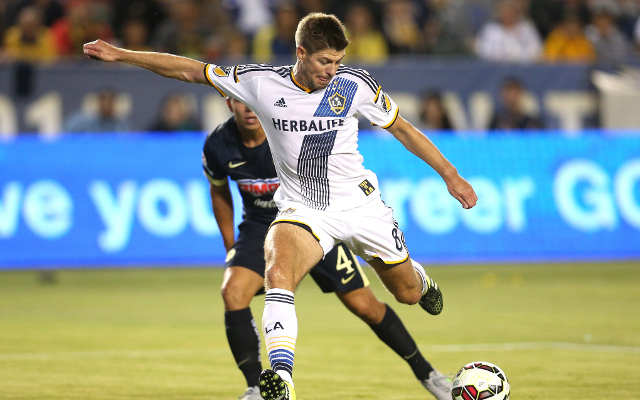 (Video) Steven Gerrard inspires Istanbul-style comeback with goal on DREAM MLS debut