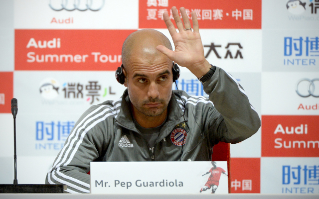 Pep Guardiola wanted to be Arsenal boss, claims famous fan