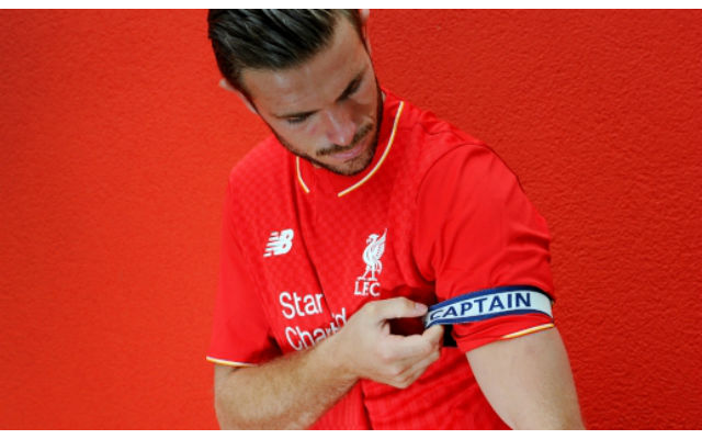 Liverpool fans react to Jordan Henderson taking over from Steven Gerrard as captain