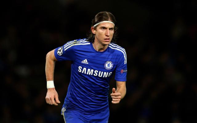 Chelsea defender Filipe Luis set for return to Atletico Madrid