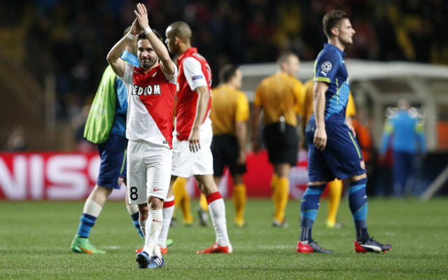 Arsenal on alert as Joao Moutinho prepares to hand in Monaco transfer request