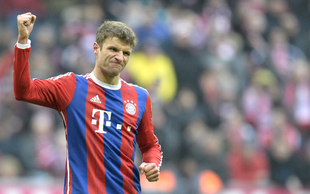 Man United news: £56.7m bid planned for Thomas Muller, but Otamendi heading elsewhere