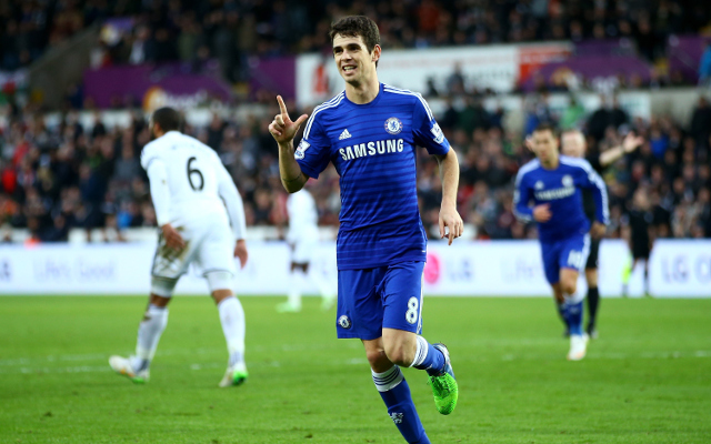 Chelsea WILL ACCEPT Juventus' bid for Oscar, should it match asking price