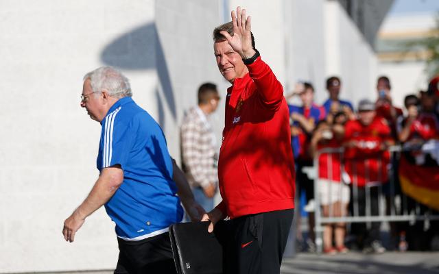 Man United news: van Gaal confirms retirement plans, while Barcelona pair linked