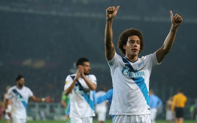 Chelsea gossip: Owner steps handle Axel Witsel move, but Pedro deal hangs in the balance