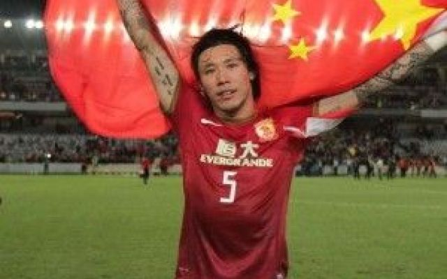 'Chinese Sergio Ramos' tells reporters he's set to sign for Chelsea