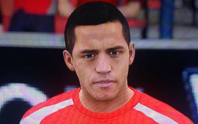 Leaked images of Arsenal squad in FIFA 16: Alexis, Cech and Rambo all look insanely lifelike