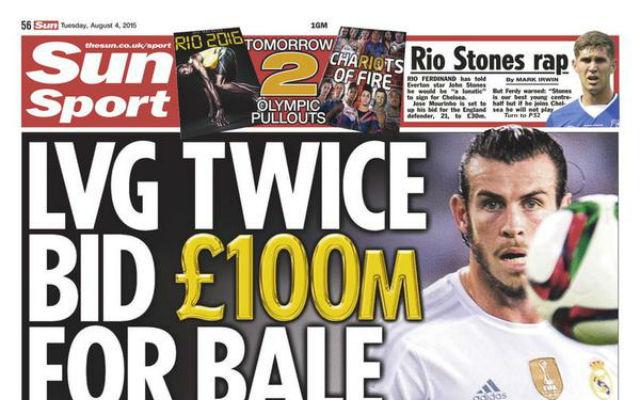 Bale The Sun