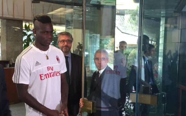 (Video) Mario Balotelli explains why he's leaving Liverpool for Milan