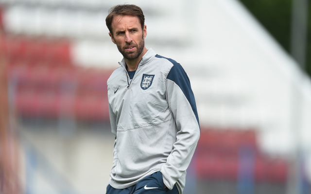 Gareth Southgate is the new messiah for England fans