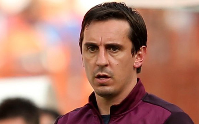 Gary Neville doubtful of managerial return