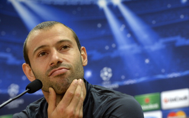 Javier Mascherano drops HUGE hint Pedro's Man United deal is close to completion