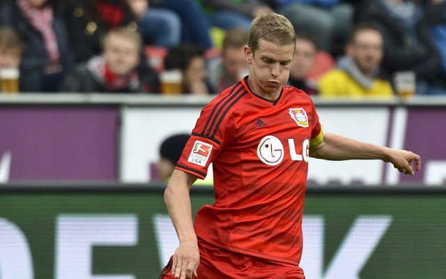 Arsenal officials travel to scout Lars Bender ahead of possible move
