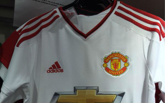 LEAKED! New Man United away kit goes on sale in Europe