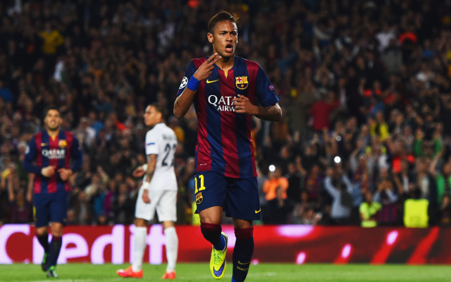 (Video) Barcelona boss Luis Enrique rules out selling Neymar to Man United