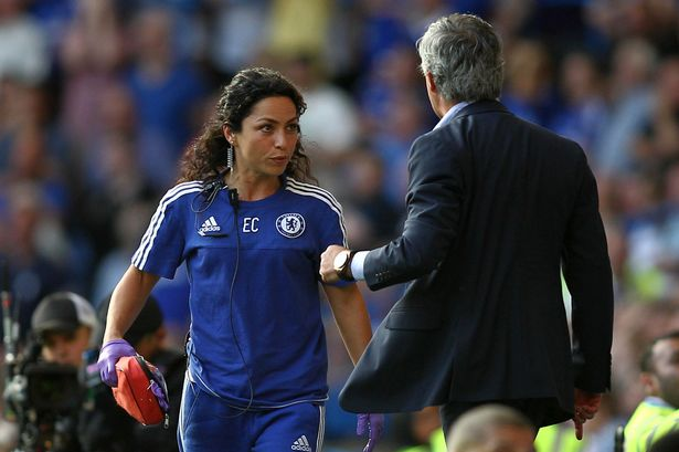 Chelsea claims Eva Carneiro was publicity hungry