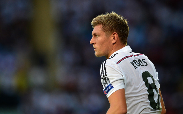 Man United to rival Liverpool in race to sign Toni Kroos