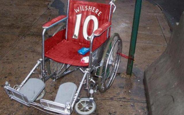 Wilshere wheelchair