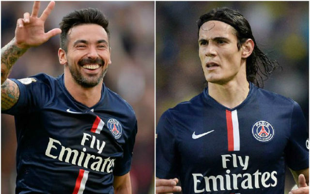 Arsenal to follow up Edinson Cavani swoop by signing SECOND PSG ace