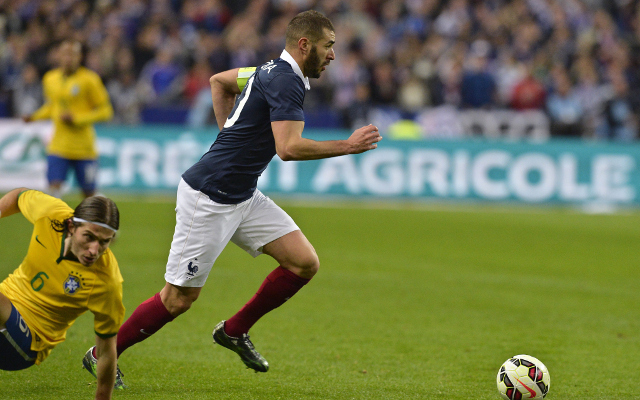 Arsenal news: Benzema offer on table, and Gunners prepare bid for Julian Draxler