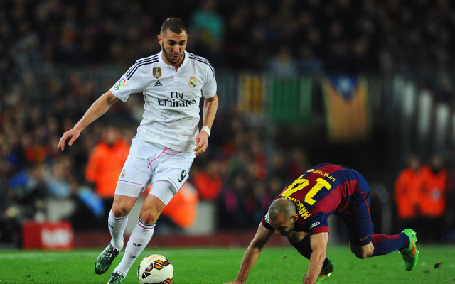 Real Madrid boss insists Arsenal target Karim Benzema is going nowhere