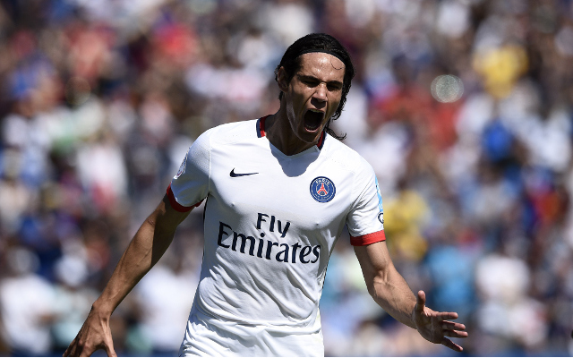 Arsenal on alert as PSG open to selling Edinson Cavani in January