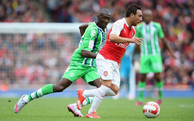 Santi Cazorla explains why he's optimistic about Arsenal future after agreeing new deal
