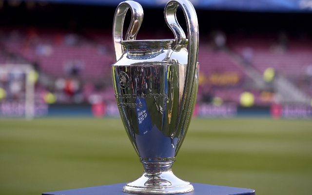 Champions League outright odds – Who's the favourite for glory in May?