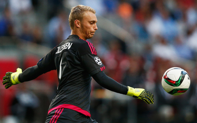 Man United reportedly have deal in place to sign international shot stopper