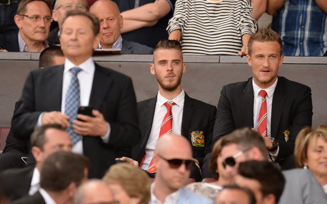 Man United gossip: LVG to FORCE De Gea to pen extended deal but Bale chances DESTROYED